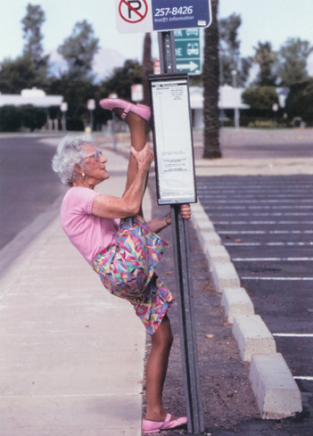 old-lady-doing-yoga-at-bus-stop_01